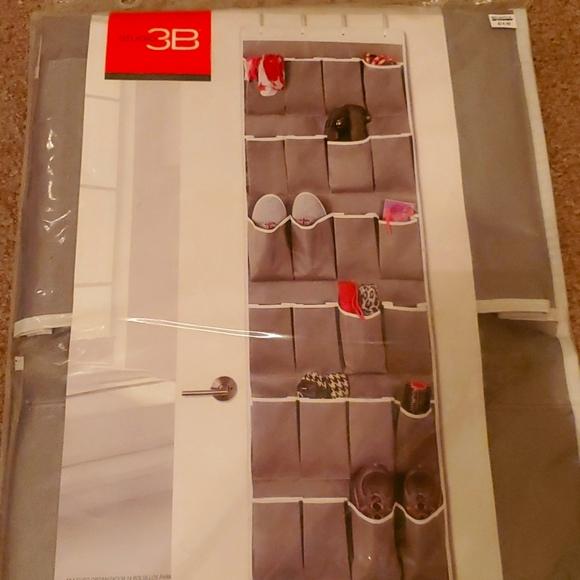 Nwt studio 3B bed bath and beyond shoe organizer